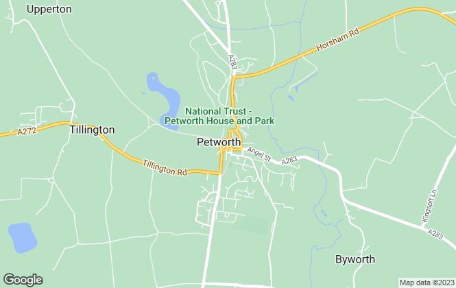 Map for Barrington & Company, Petworth