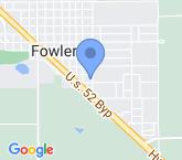 504 S. Grant Avenue  Fowler Indiana 47944