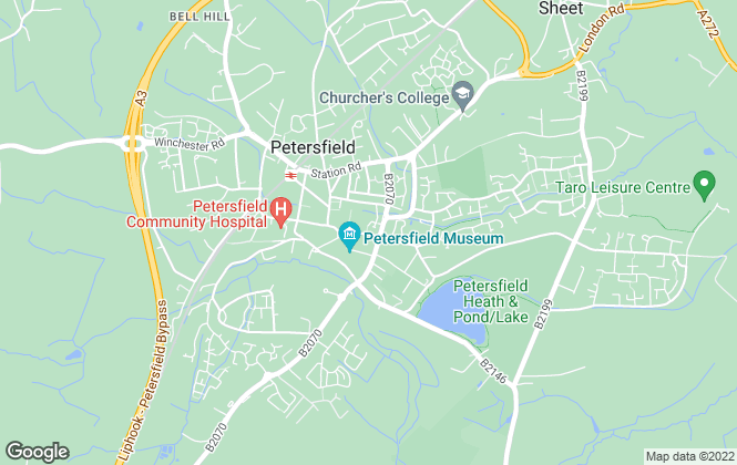 Map for Winkworth, Petersfield