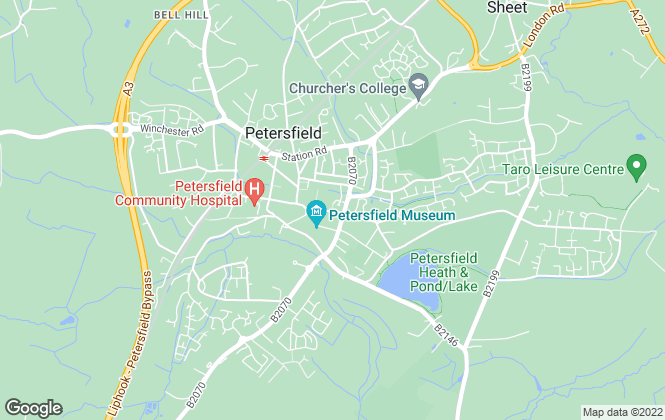 Map for Winkworth, Petersfield