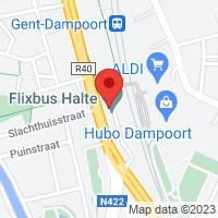 De bus vertrekt straks om 02:00u stipt op Gent -dampoort. Fijne dag in Gent iedereen. 20:00 iedereen Vlaanderen zingt