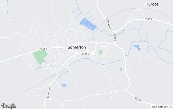 Map for GeorgeJames Properties  , Somerton