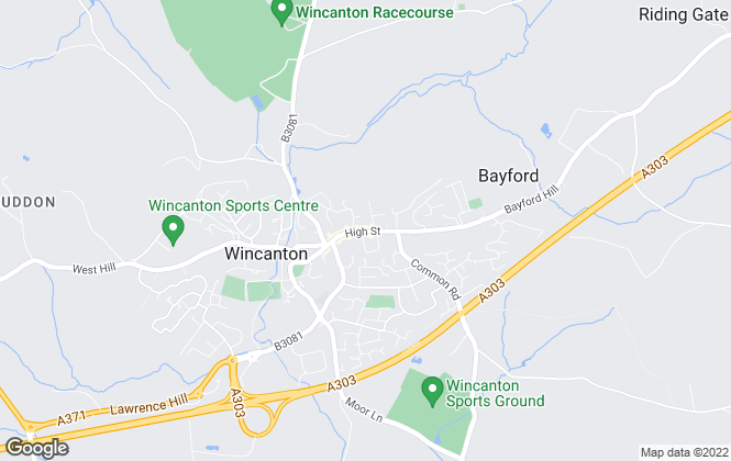 Map for Colbert Smith, Wincanton
