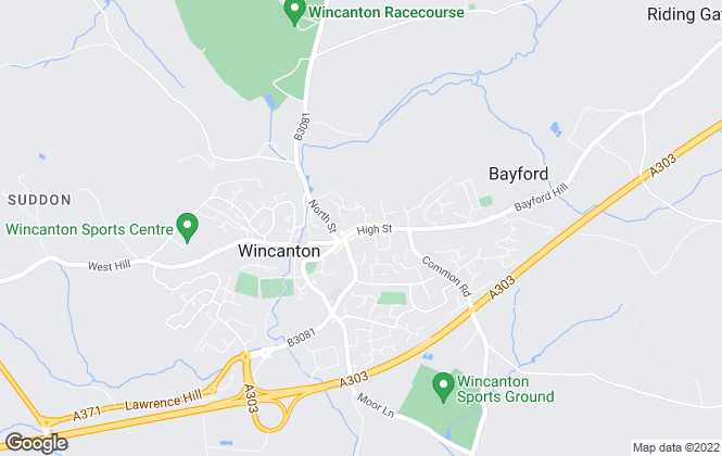 Map for Hamlet, Wincanton - Lettings