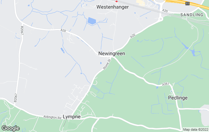 Map for The Good Estate Agent, National