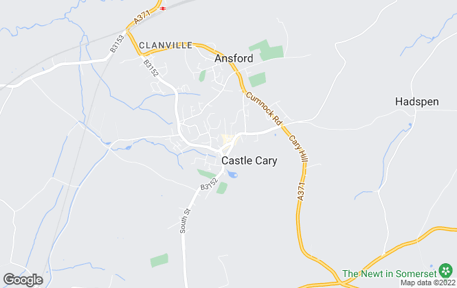 Map for LANDS Estate Agents, Castle Cary