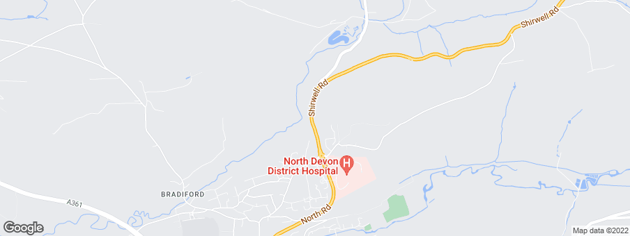 Map for Devonshire Homes