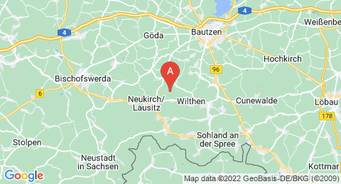 map of Großer Picho (Germany)