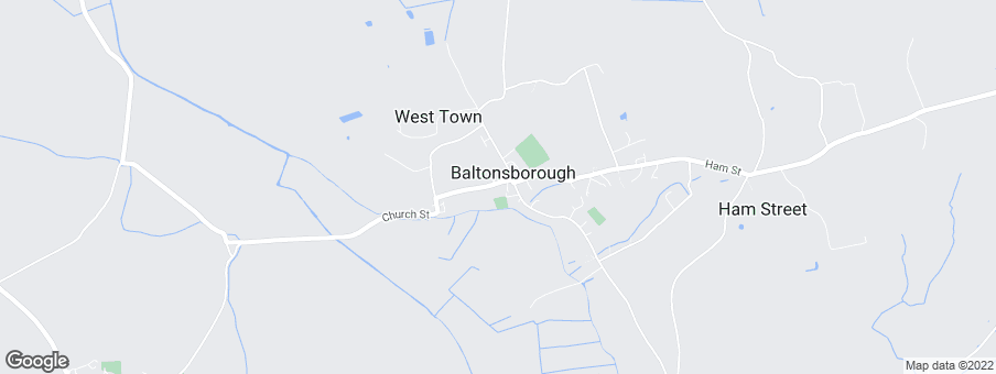 Map for Yarlington Housing Group