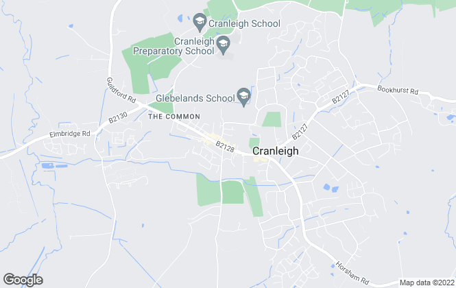 Map for Leaders, Cranleigh