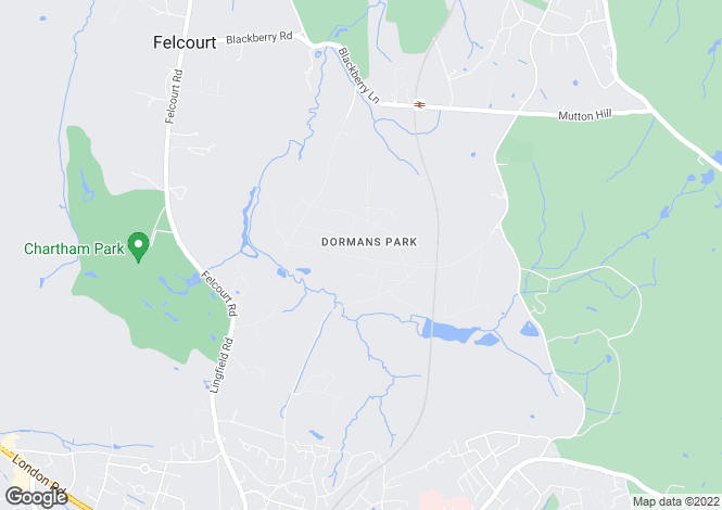 Map for Dormans Park, RH19, Dormans Park, East Grinstead