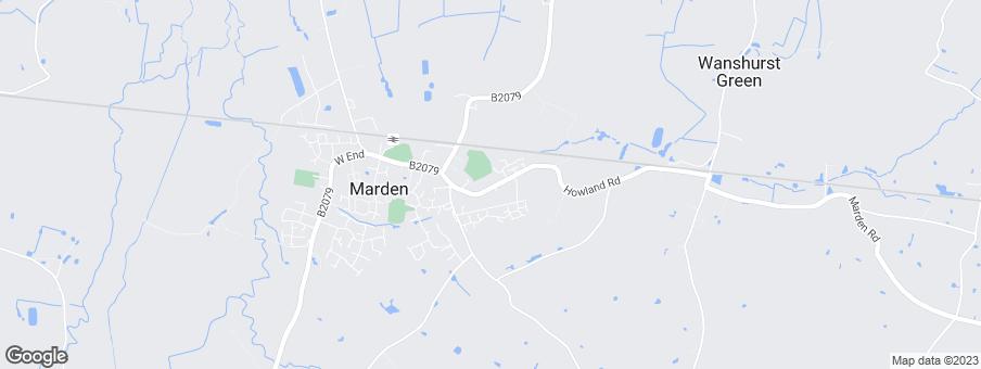 Map for Jones Homes