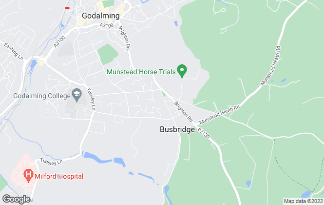 Map for Bargate Property Services, Godalming