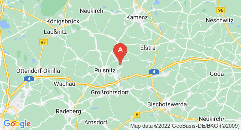 map of Schwedenstein (Germany)