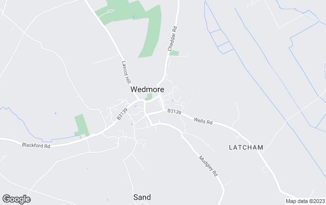 Map for Charles Barnard Estate Agents, Somerset