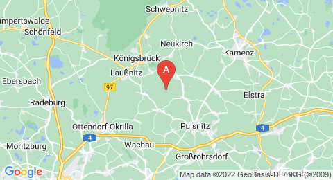map of Keulenberg (Germany)
