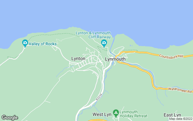 Map for Webbers Property Services, Lynton