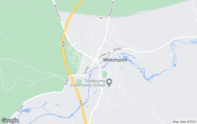 Map for Graham & Co, Whitchurch