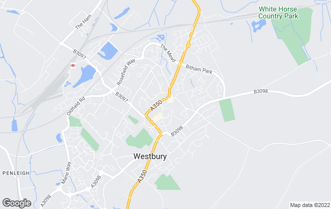 Map for Smart Property Management, Westbury