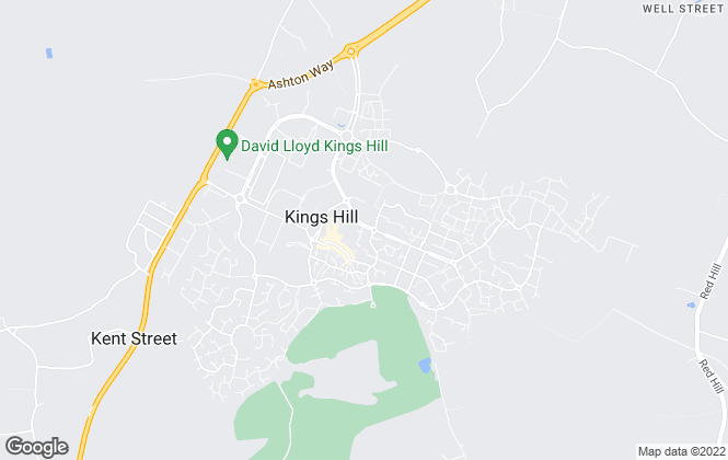 Map for Bellway Homes (Kent)