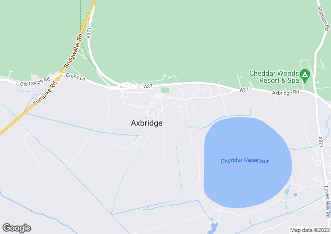 Map for Axbridge