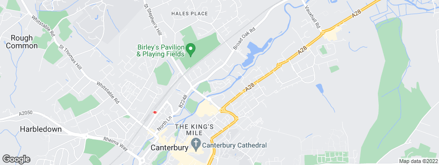 Map for Kingsbrook Park development by Berkeley Homes