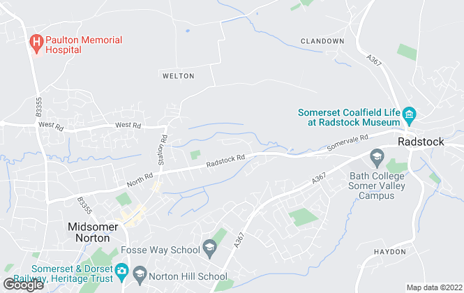 Map for GWE Business West Ltd, Wansdyke Business Centre