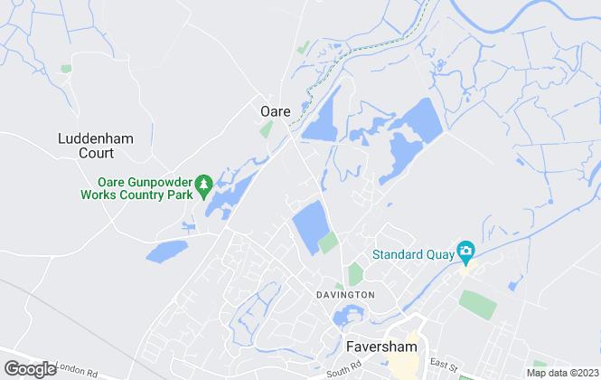 Map for JG Student Lets Ltd , Kent