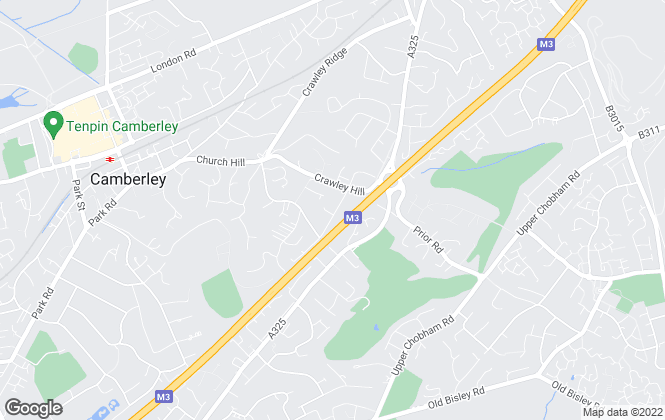 Map for Luff Associates, Camberley
