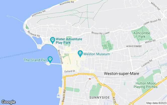 Map for Sprosen Ltd, Bath