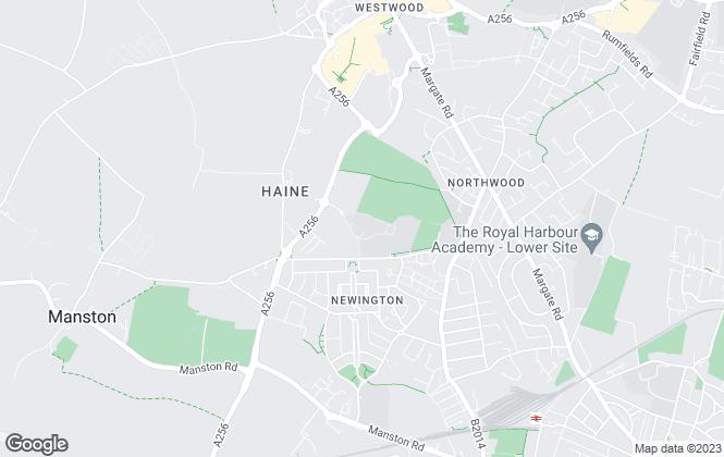 Map for Gates & Gates Ltd, Kent