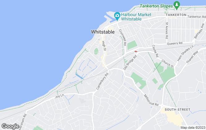Map for Chatfield & Goodall Ltd, Whitstable