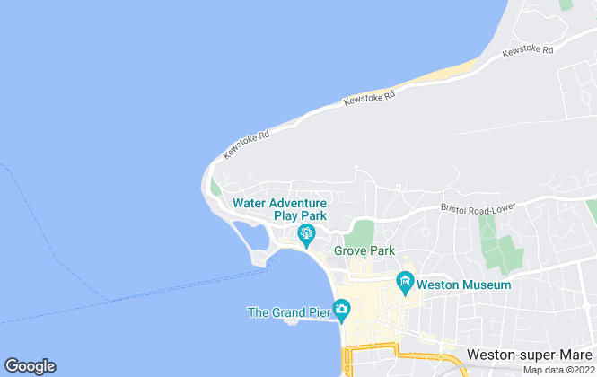 Map for Ashley Leahy Estate Agents, Weston Super Mare