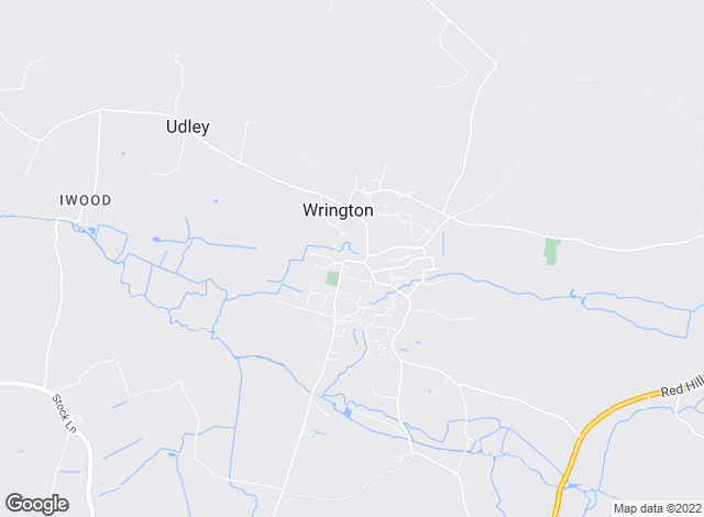 Map for Wrington Vale Lettings, Wrington