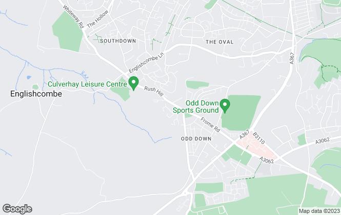 Map for Girlings Retirement Rentals, Taunton