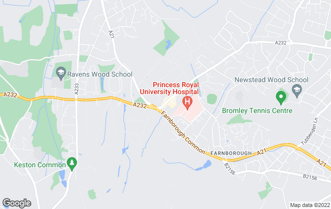 Map for JDM, Locksbottom