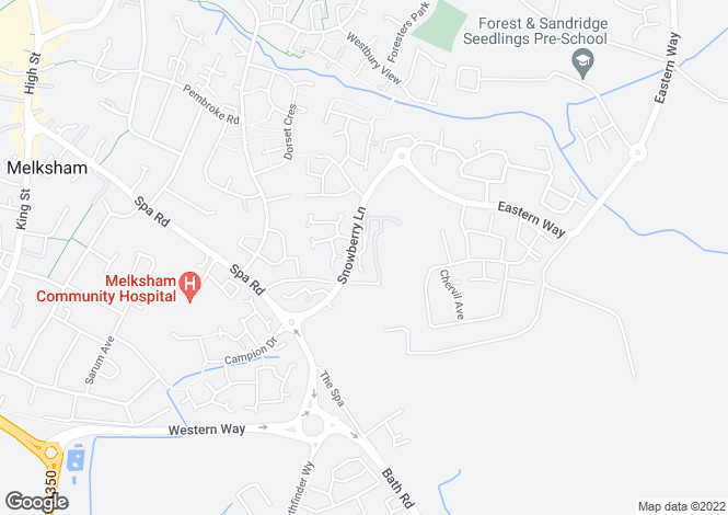 Map for Saxifrage Bank,