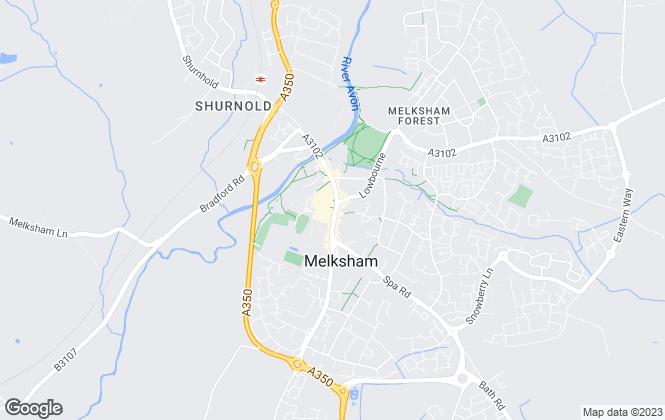 Map for Kavanaghs, Melksham