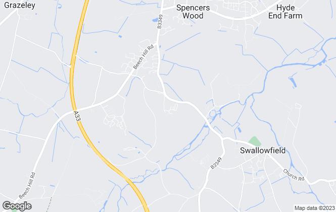 Map for J.P. Winkworth Limited, Berkshire