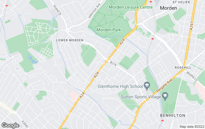 Map for Goodfellows , Stonecot Hill