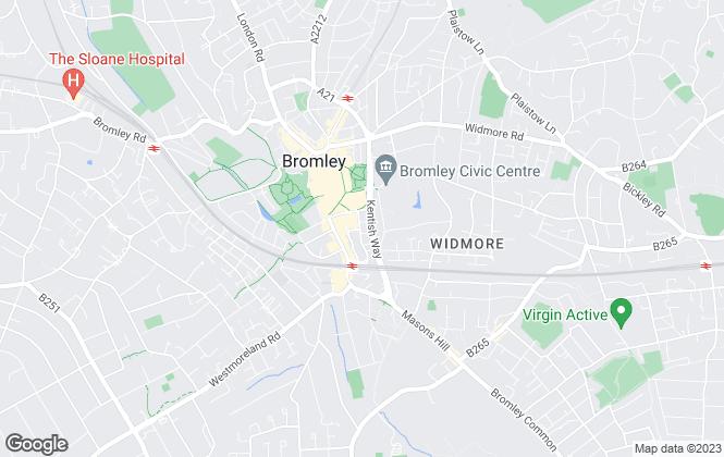 Map for 123 Estate Agent Ltd, Kent