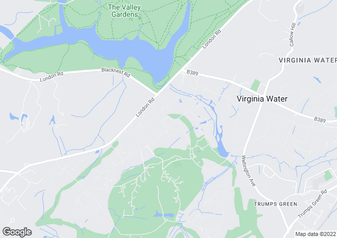 Map for Wentworth Estate