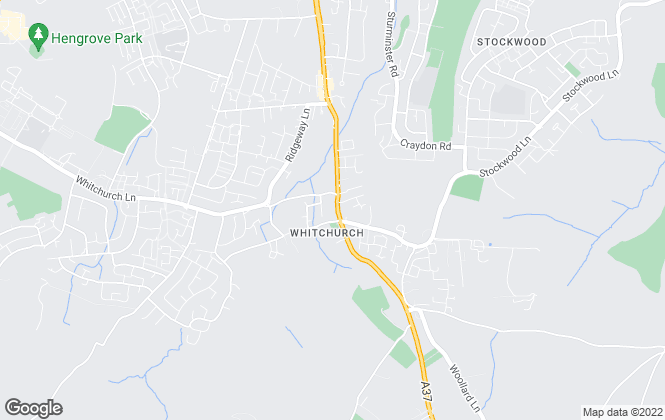 Map for Besley Hill, Whitchurch & Country Properties