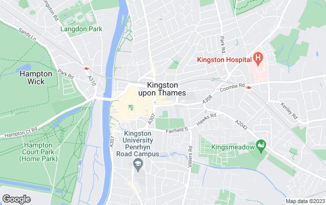 Map for Bonsors, London