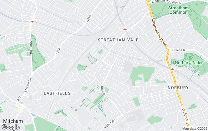 Map for Accommodate Management Ltd, London