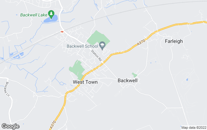Map for Debbie Fortune Estate Agents, Backwell