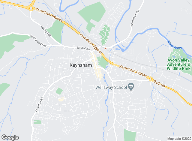 Map for Andrews Estate Agents, Keynsham