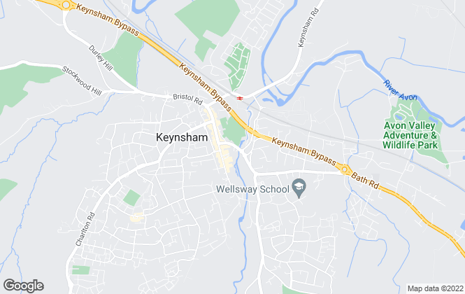 Map for Assured Property Rentals, Keynsham