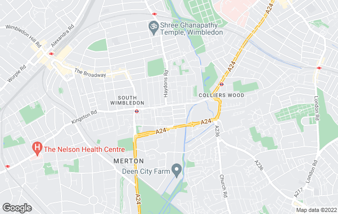 Map for Longbow Property Ltd, London