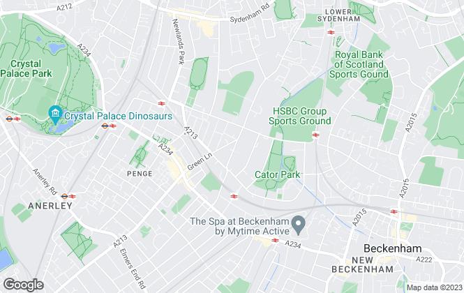 Map for Smarter-Moves.co.uk, London